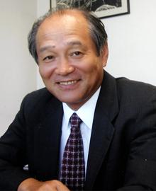 日本アイキャン株式会社<br /> 会長 春日 紀重 <br />  Chairman Toshi Kasuga